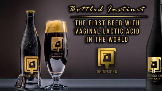 The Order of Yoni, bir yang terbuat dari asam laktat vagina