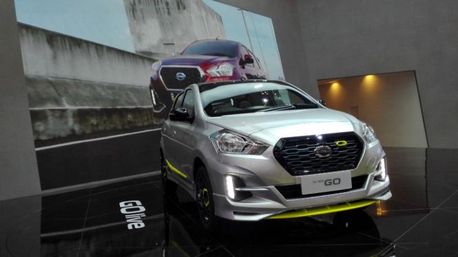 Datsun GO di GIIAS 2018