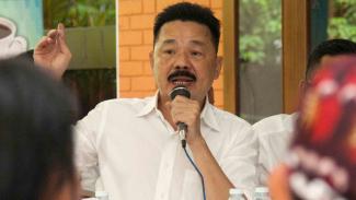 Bos maskapai Lion Air sekaligus Dubes RI untuk Malaysia, Rusdi Kirana.