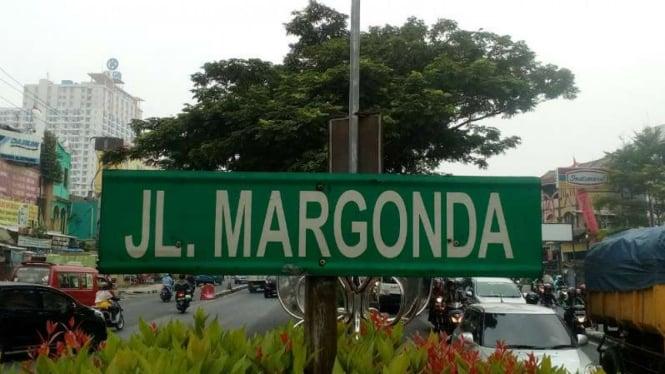 Margonda, Depok.