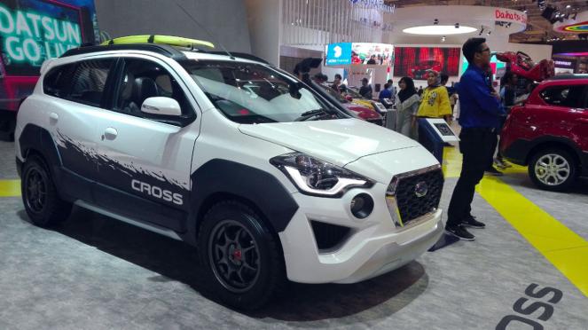 Datsun Cross modifikasi