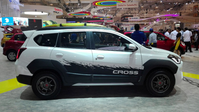 Datsun Cross modifikasi