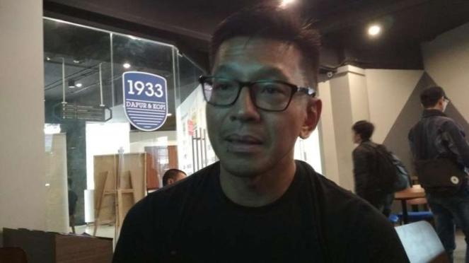 Petinggi Persib Bandung, Teddy Tjahyono