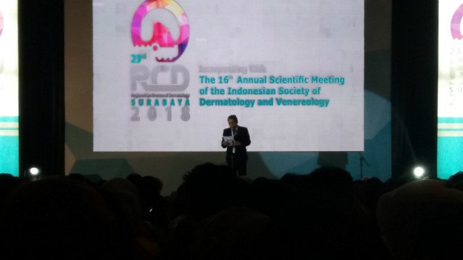 Konferensi Dermatologi se-Asia