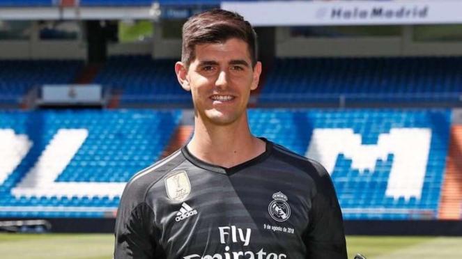 Kiper anyar Real Madrid, Thibaut Courtois