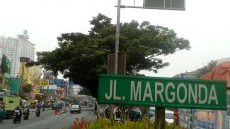 Jalan Margonda Raya, Depok