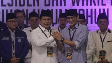 Prabowo-Sandiaga Uno.