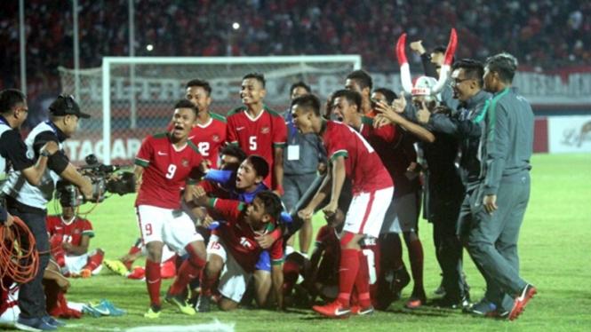 Pemain Timnas Indonesia U-16