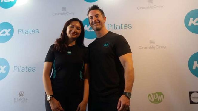 Pemimpin KX Pilates, Aaron Smith