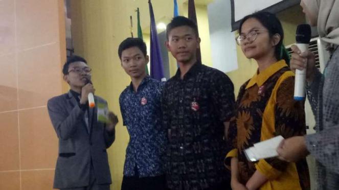 Tiga Mahasiswa Baru IPB Masih Berusia 15 Tahun