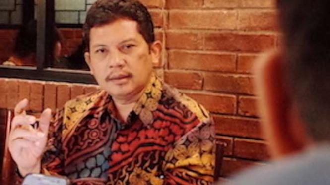 Direktur Jenderal Sumber Daya Iptek dan Dikti, Ali Ghufron Mukti