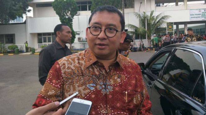 Wakil Ketua Umum Gerindra, Fadli Zon.