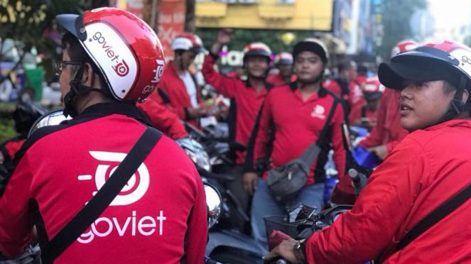 Pengemudi Go-Viet