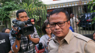 Menteri KKP Edhy Prabowo.