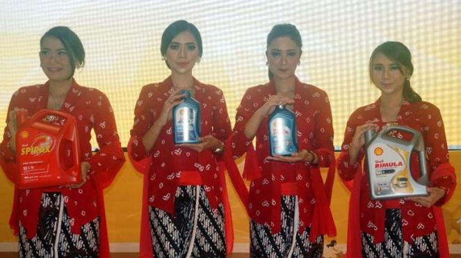 Pelumas baru buatan Shell Indonesia