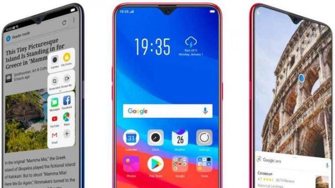 Bantah Tudingan Hp Selfie Oppo F9 Bisa Nge Charge Super Cepat Viva
