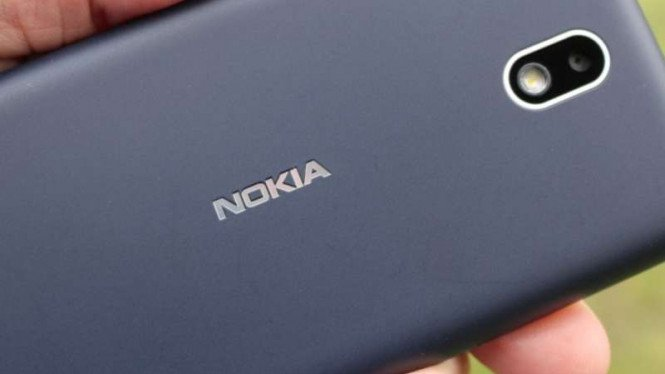 Nokia 1. Ilustrasi