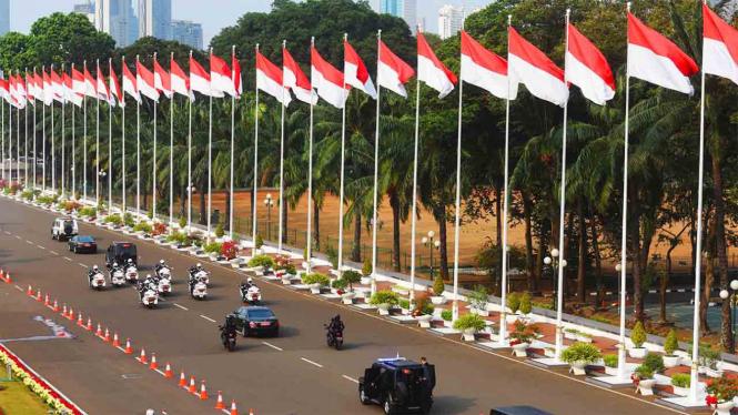 Sambut Hari Kemerdekaan Indonesia ke-73