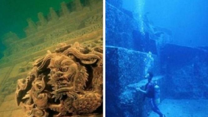 Penemuan bawah laut paling spektakuler