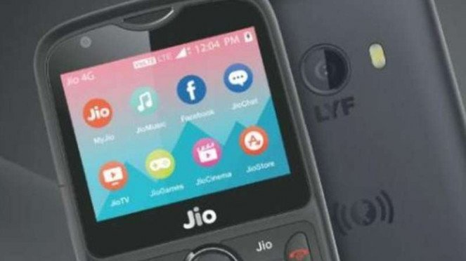 Jio Phone 2.