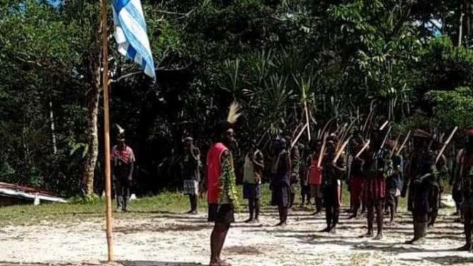 Organisasi Papua Merdeka.