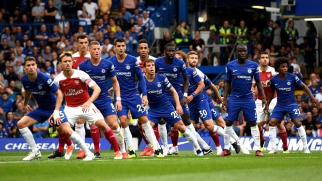 Arsenal Vs Chelsea: Uji Konsistensi 2 Tim London