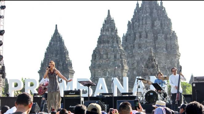 Prambanan Jazz 2018.