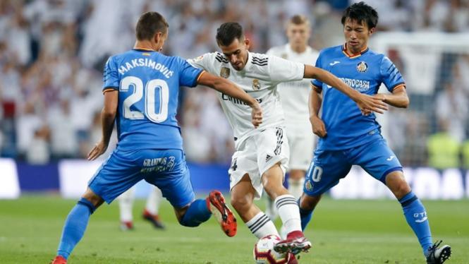 Pertandingan Real Madrid vs Getafe