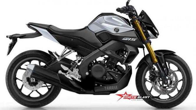 Beredar Gambar Motor 150cc Terbaru Yamaha Indonesia