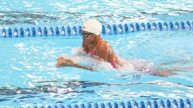 Atlet Renang Indonesia, Azzahra Permatahani