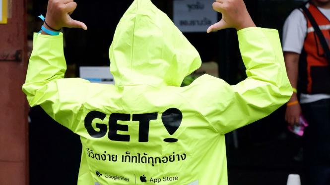 GET, layanan GoJek di Thailand | Sumber: Viva