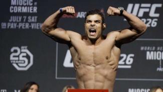 Petarung UFC, Paulo Costa.