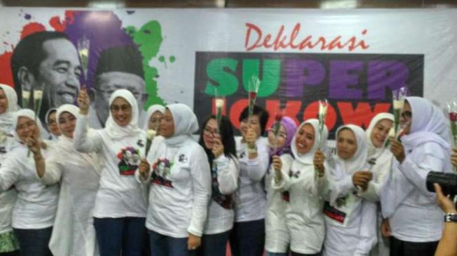 Relawan Super Jokowi digagas Ida Fauziyah