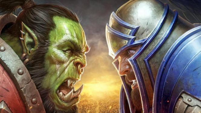 Gim Battle for Azeroth Warcraft