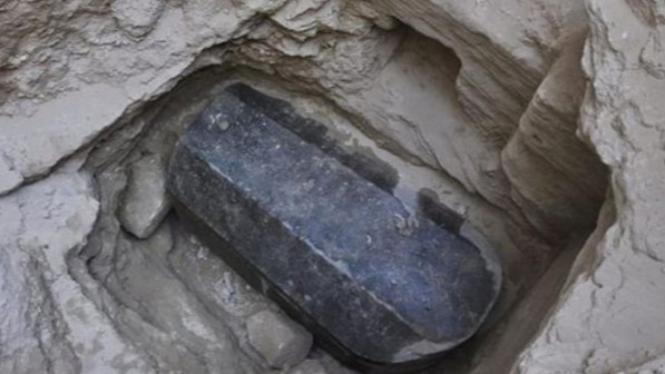 Sarkofagus.