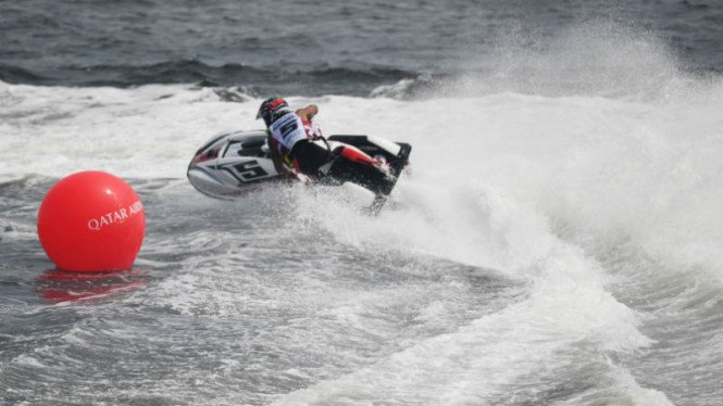 Atlet jetski Indonesia, Aqsa Sutan Aswar