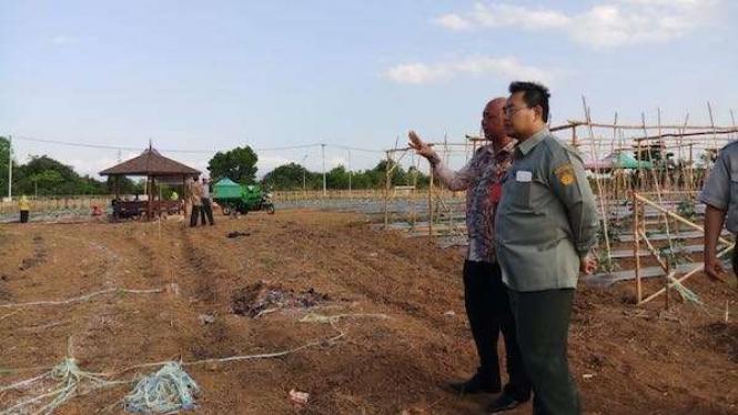 Kepala Biro Humas dan Informasi Publik Kementerian Pertanian, Kuntoro Boga Andri