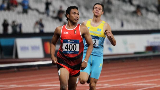 Lalu Muhammad Zohri lolos ke Olimpiade 2020