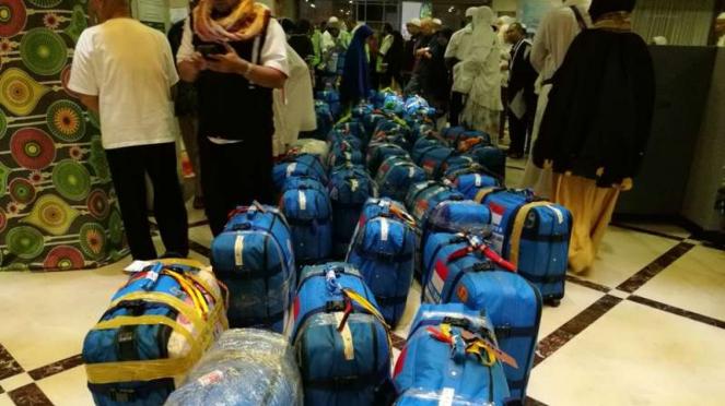 Koper jemaah haji Indonesia