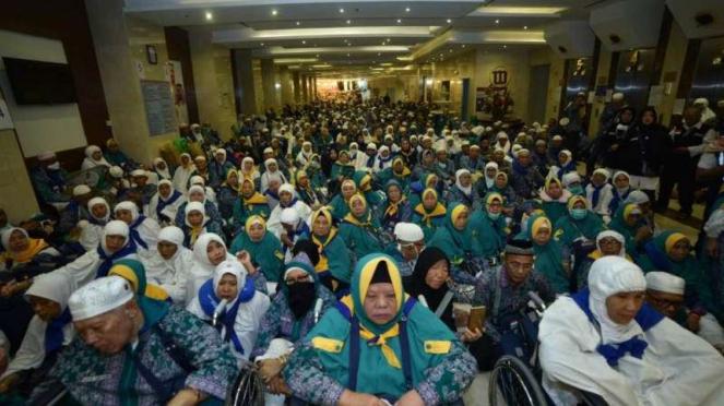 Jemaah haji Indonesia akan pulang ke Tanah Air