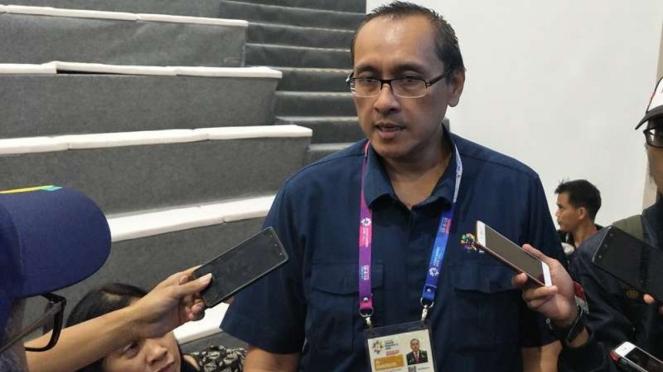 CdM Indonesia di SEA Games 2019 Filipina, Harry Warganegara Harun.