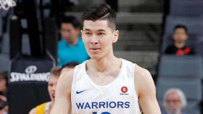 Pebasket China, Abudushalamu Abudurexiti, memperkuat Golden State Warriors