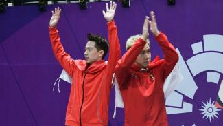 Kevin/Markus Juara Ganda Putra Bulutangkis Asian Games