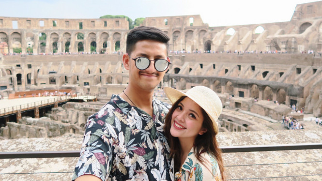 Suami Tasya Kamila Idap Kanker Getah Bening Stadium 2