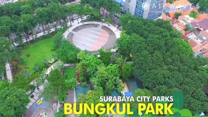 Taman Bungkul.