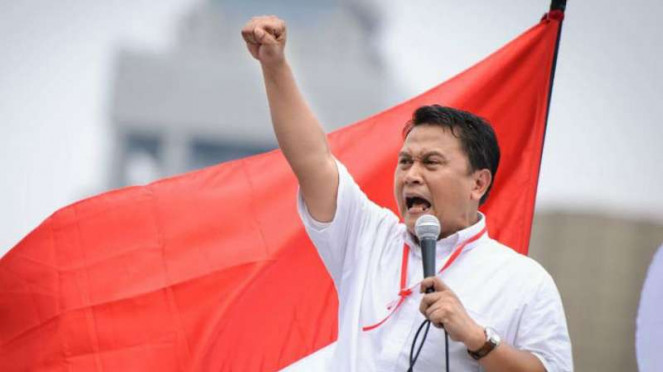 Mardani Ali Sera, Ketua DPP PKS dan Wakil Ketua Badan Pemenangan Nasional Prabowo Subianto-Sandiaga Uno.