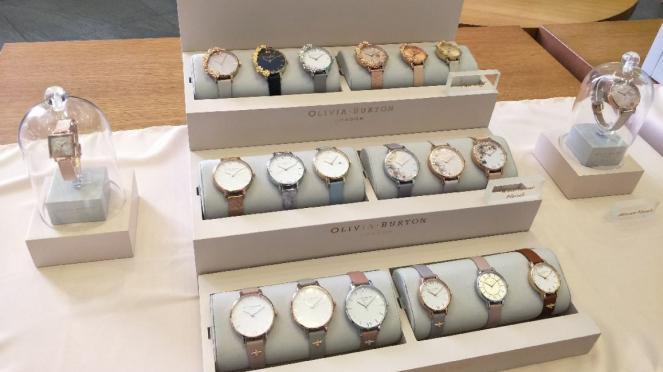 Koleksi jam tangan Olivia Burton terbaru