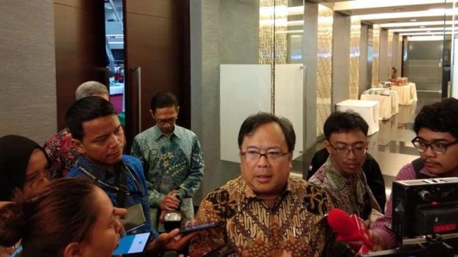 Kepala Bappenas, Bambang Brodjonegoro