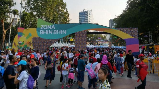 Asian Fest Zona Bhin Bhin