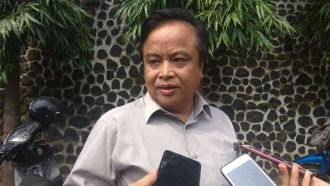 Pelaksana Tugas Ketua DPRD Kota Malang, Choeroel Anwar.